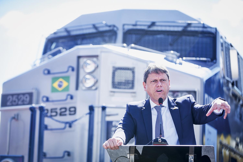 PREFERIDO -Freitas: o capitão sonha em vê-lo no Palácio dos Bandeirantes -