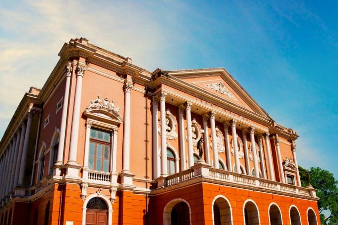 Teatro da Paz Pará