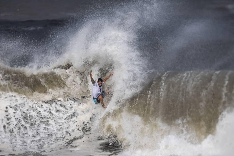 Ítalo Ferreira medalha de ouro na final do surf -