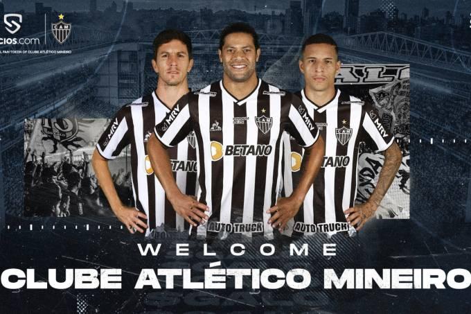 Atlético Mineiro largou na frente no mercado de ativos digitais no futebol nacional