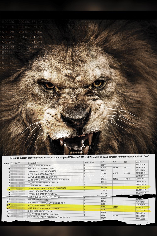 Lista Leão