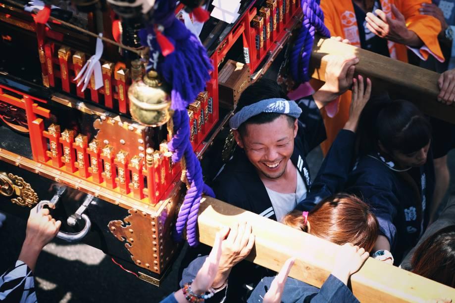 Matsuri, festivais de raízes religiosas que tomam as ruas em animadas celebrações