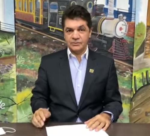 Prefeito de Criciúma (SC), Clésio Salvaro (PSDB)