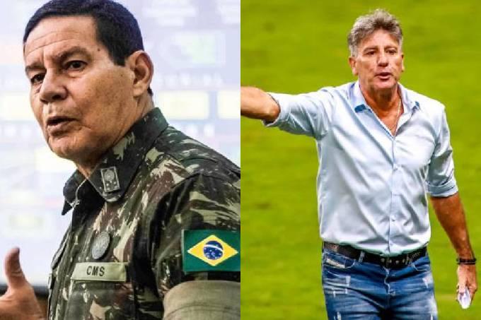 Mourão e Renato