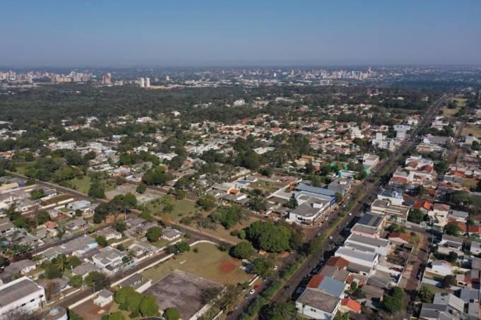 Vila A Inteligente, primeiro projeto de bairro experimental do Brasil, em Foz do Iguaçu (PR)