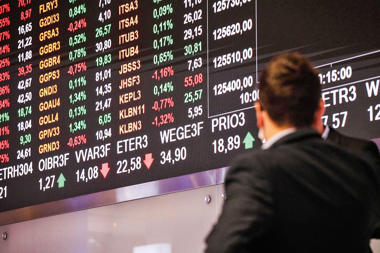 CRESCIMENTO -Bolsa: maior negociação de papéis ligados à agropecuária -