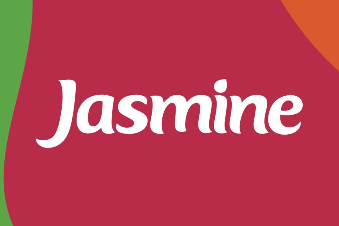 Logomarca da Jasmine Alimentos