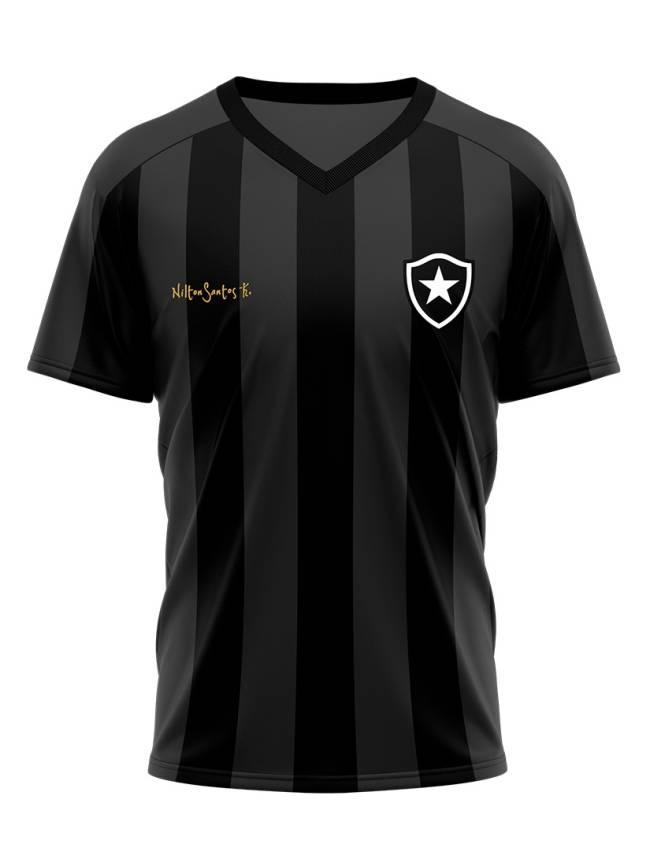Camisa em homenagem a Nilton Santos