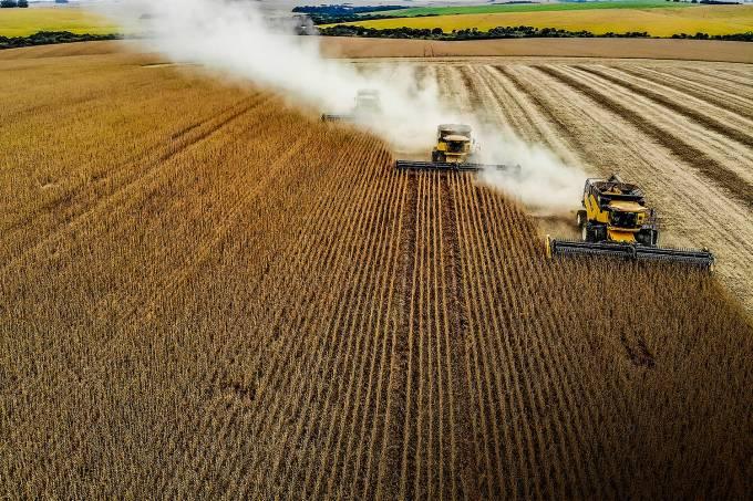 BRAZIL-AGRICULTURE-HARVEST-SOY