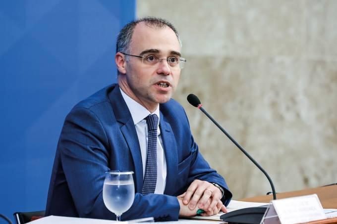 23/04/2020 Coletiva de imprensa com os Ministros no Palácio do