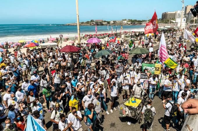 Ato MBL no Rio