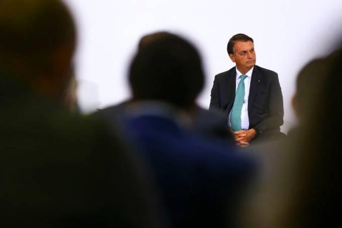 Bolsonaro agenda