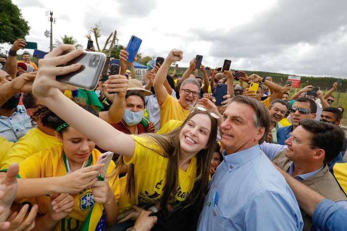 Bolsonaro em Teixeira de Freitas 2