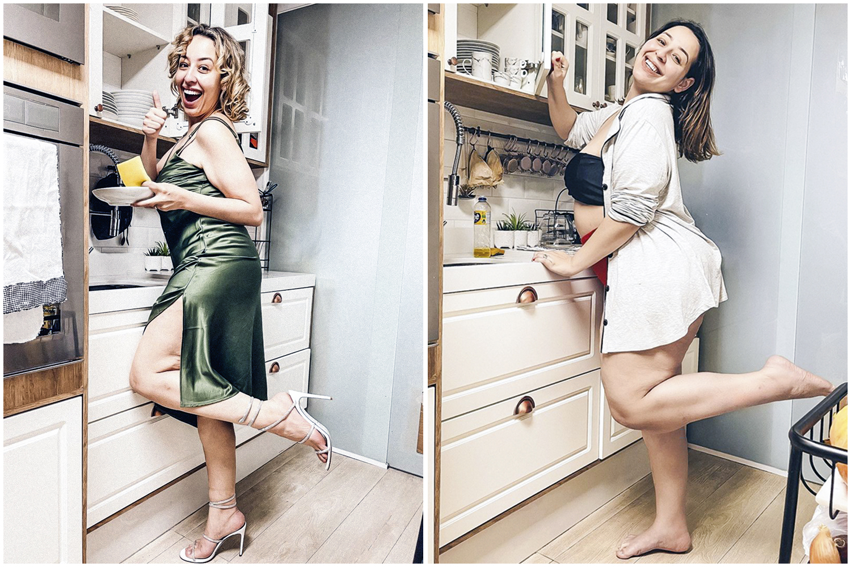 """RECAÍDA E LUTA - Em 2019, Camila Monteiro, 30 anos, recebeu diagnóstico de compulsão alimentar. Tratou, estabilizou, mas a doença voltou. """"Foi emocional"""", diz ela, se cuidando após engordar 13 quilos em cinco meses -"""