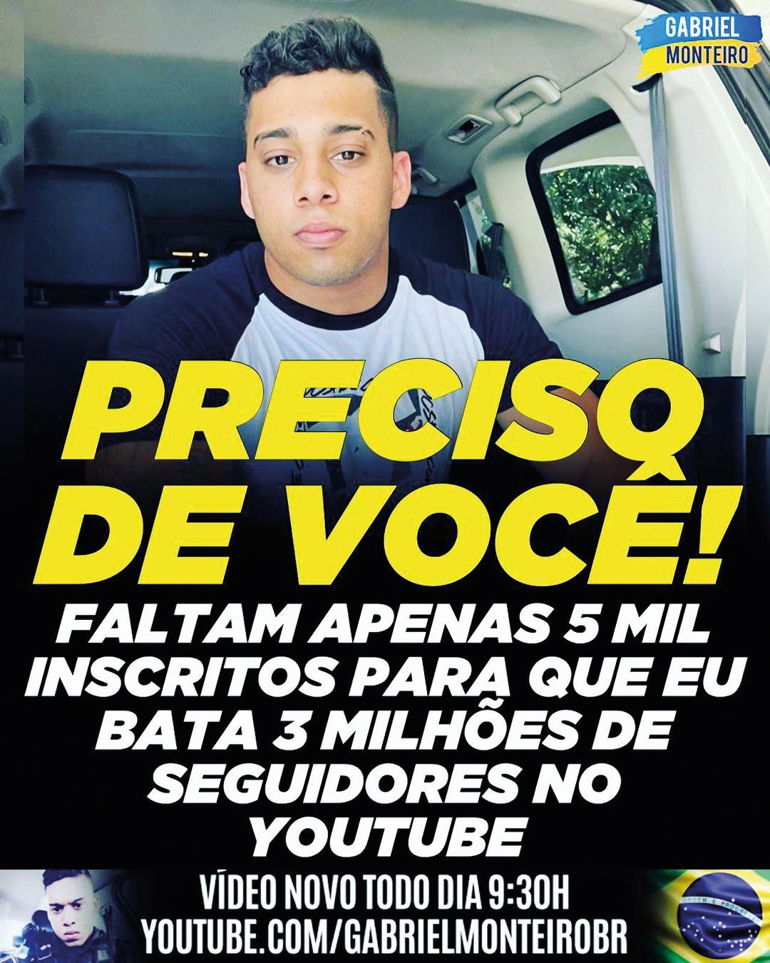 """A POSTOS -Monteiro: fora da polícia, continua postando suas """"ações"""" -"""