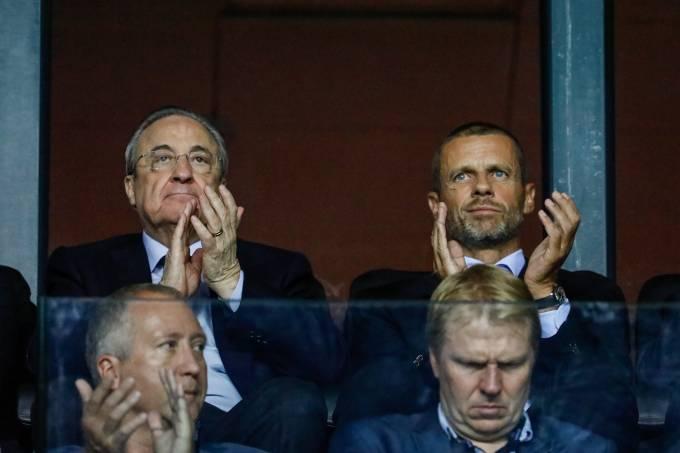 Real Madrid v Atletico Madrid – UEFA Super Cup 2018