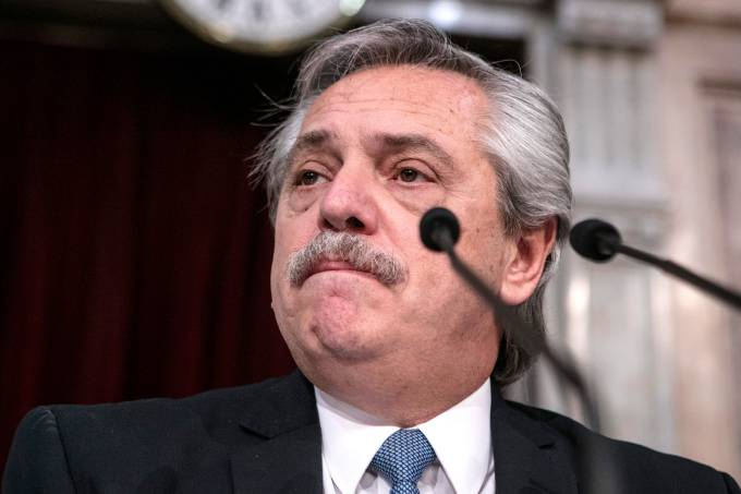 Alberto Fernandez Opens Legislative Sessions