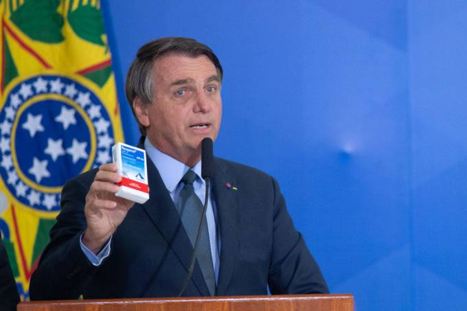 Bolsonaro Participates in the Swearing-In Ceremony of the New Health Minister Amidst the Coronavirus (COVID – 19) Pandemic