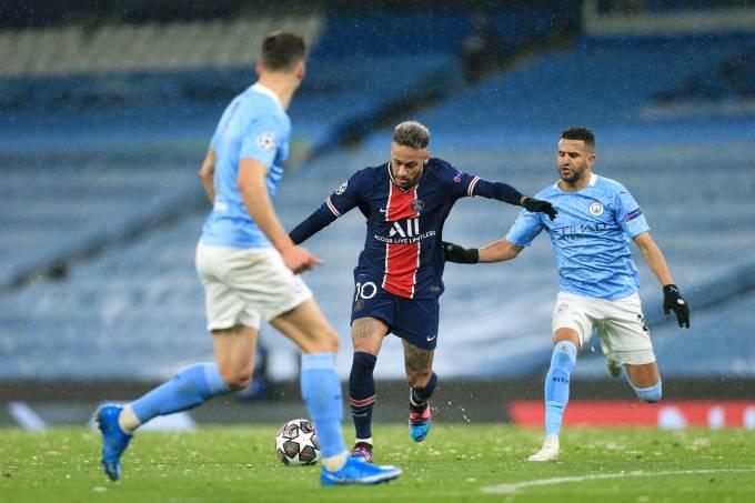 Manchester City v Paris Saint-Germain – UEFA Champions League Semi Final: Leg Two