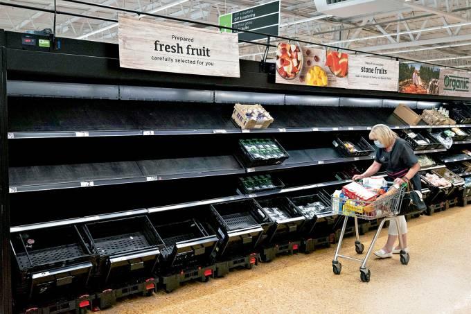 Brexit alimentos