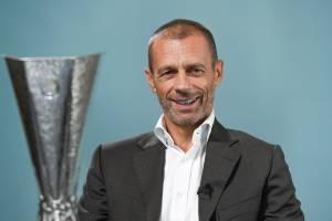 Aleksander Ceferín não poupou críticas ao novo modelo sugerido pela Fifa -