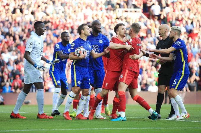 Liverpool v Chelsea – Premier League