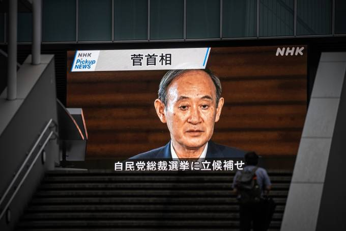 Yoshihide Suga To Resign As Japan's Prime Minister