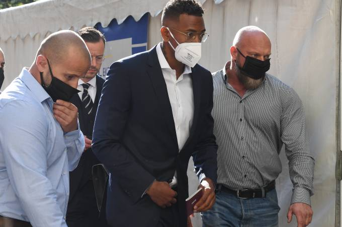 Trial begins for assault against footballer Boateng