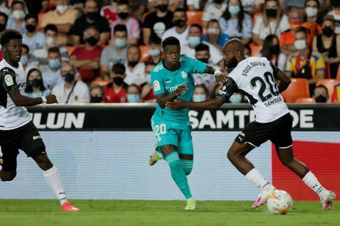 Valencia v Real Madrid – La Liga Santander