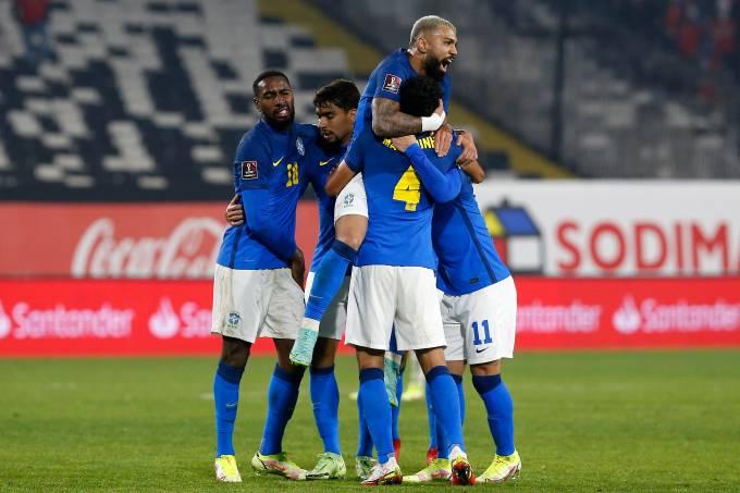 Chile v Brazil – FIFA World Cup 2022 Qatar Qualifier