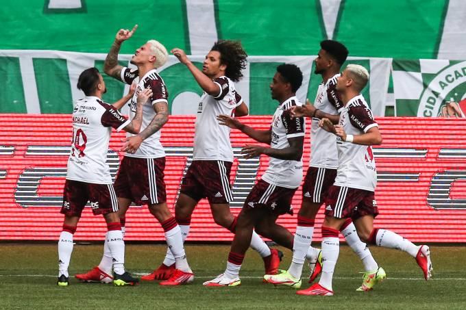 Palmeiras v Flamengo – Brasileirao 2021