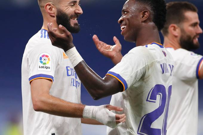 Real Madrid CF v RC Celta de Vigo – LaLiga Santander