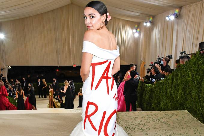 The 2021 Met Gala Celebrating In America: A Lexicon Of Fashion – Red Carpet