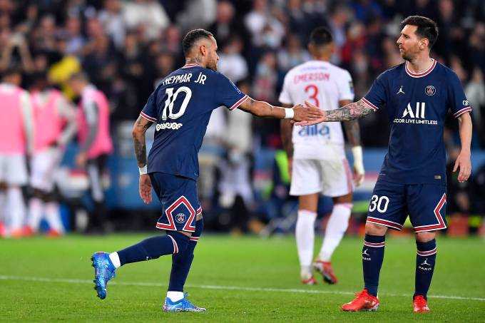 Paris Saint Germain v Olympique Lyonnais – Ligue 1 Uber Eats
