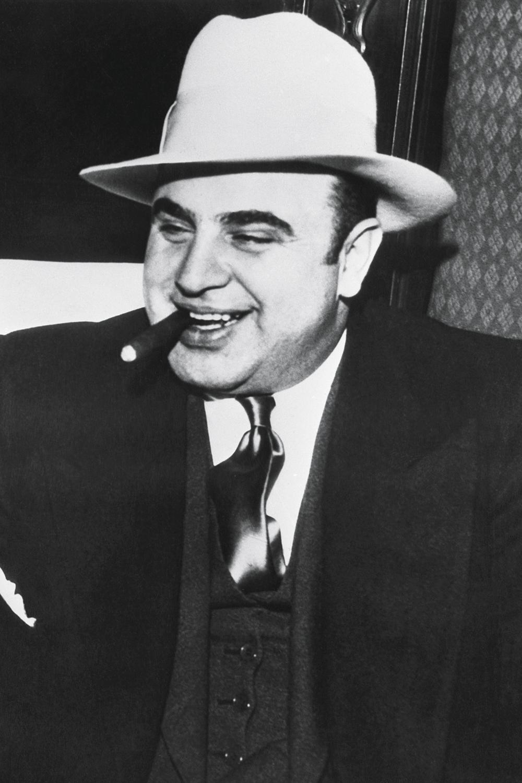SCARFACE -Poderoso: ele controlou o comércio ilegal de bebidas alcoólicas -