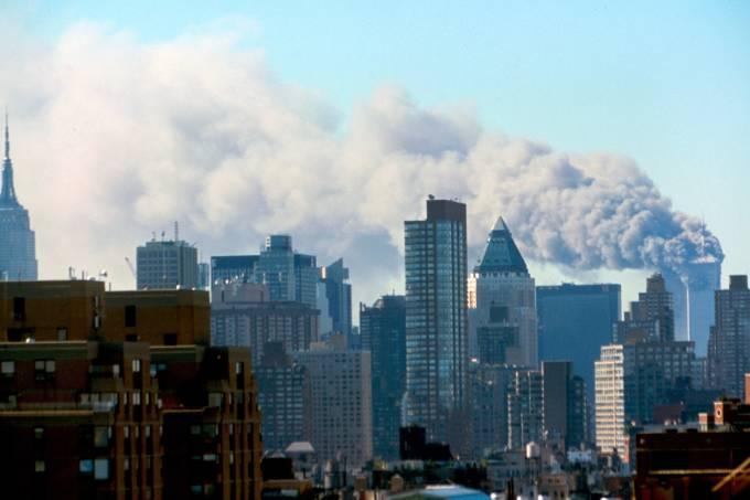 Nova York em 11 de setembro de 2001