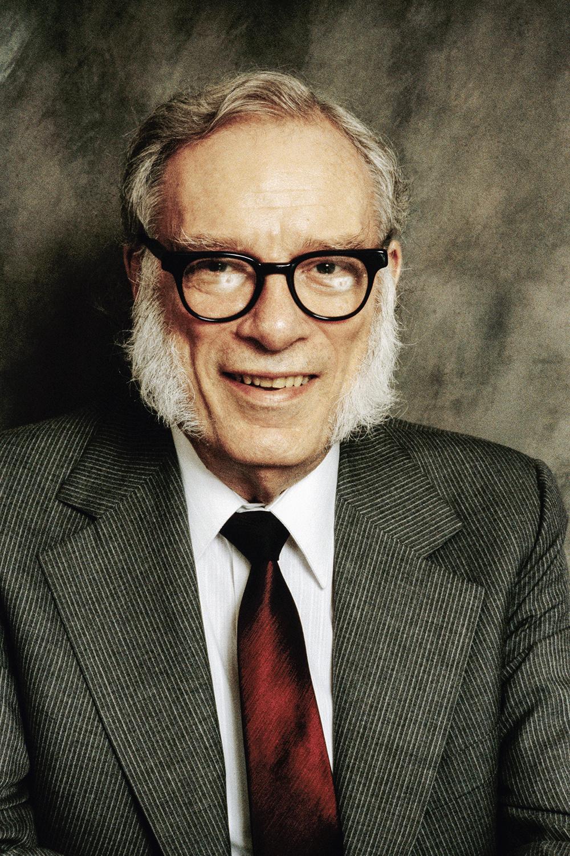 INFLUÊNCIA- Isaac Asimov: autor de ficção e propagador da ciência -