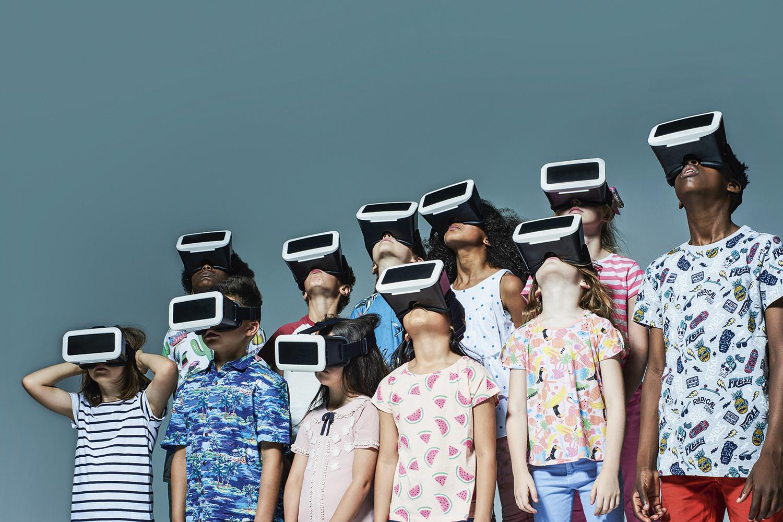 OLHO VIVO -Realidade virtual ao alcance das crianças: é preciso dosar a exposição dos jovens ao mundo digital -