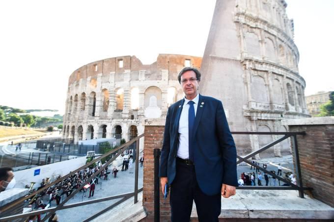 Gilson Machado – Roma