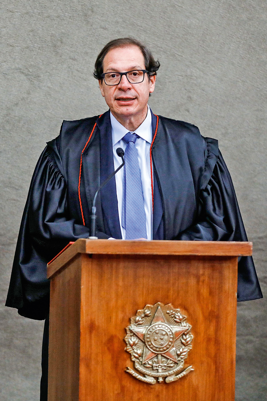 PASSANDO A LIMPO -Ministro Luis Felipe Salomão, do TSE: a ideia é proibir que ataques às eleições gerem lucro -