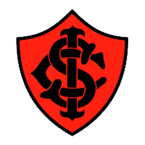 Montagem com a junção dos logos de Bahia e Internacional -