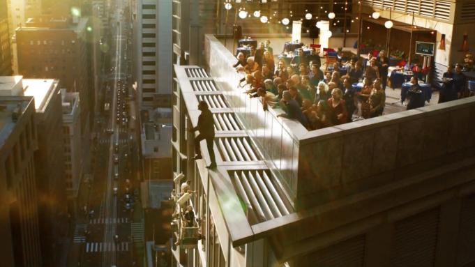 Cena inédita de 'Matrix Resurrections'.