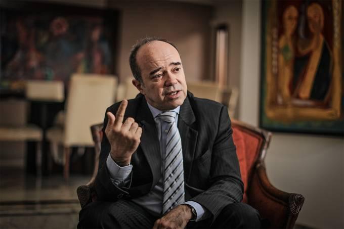 Roberto Caldas, ex-presidente da CIDH