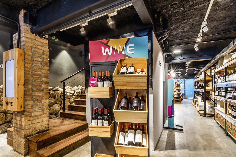 ADEGA -Wine: o clube de vinhos on-line abriu lojas no Leblon e na Barra da Tijuca -