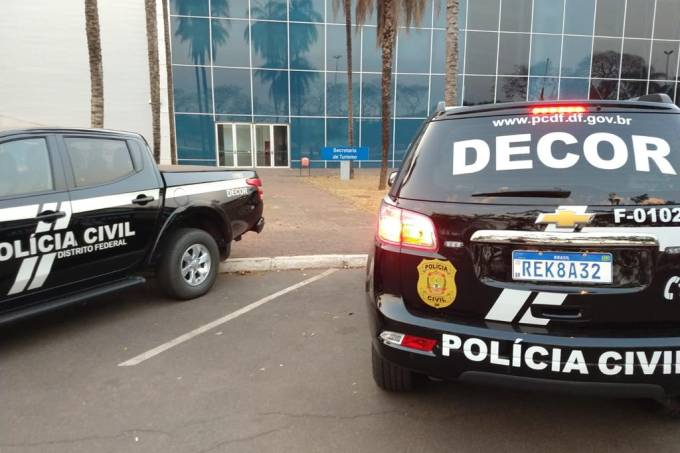 Polícia Distrito Federal DF