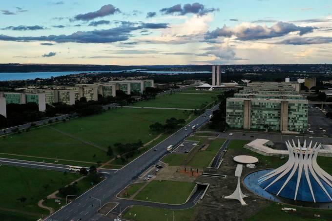 Brasília 60 Anos – Esplanada dos Ministérios