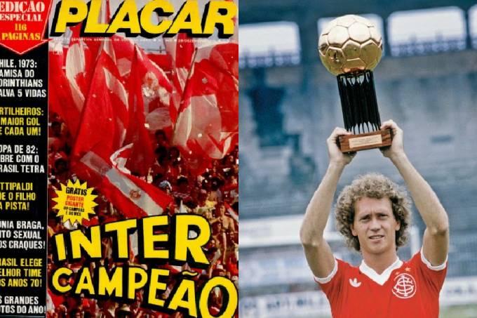 Edição de 1979 e Falcão com a Bola de Ouro