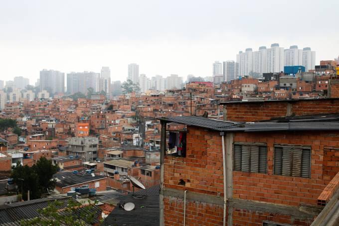 Bairro de Paraisópolis, São Paulo (SP)