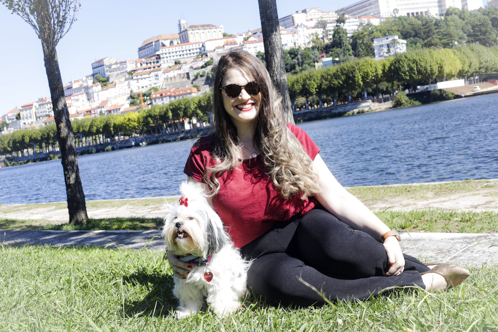 Thais Cossetti em Portugal