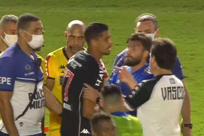 Vasco e Cruzeiro empataram em 1 a 1 pela Série B